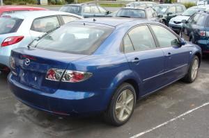 Стоимость работ для Mazda 6