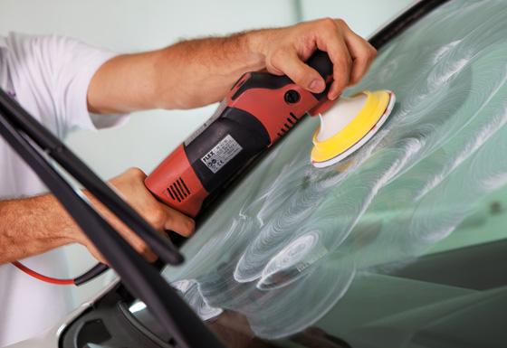 Полировка автомобильных стекол в Саратове | СарСТО