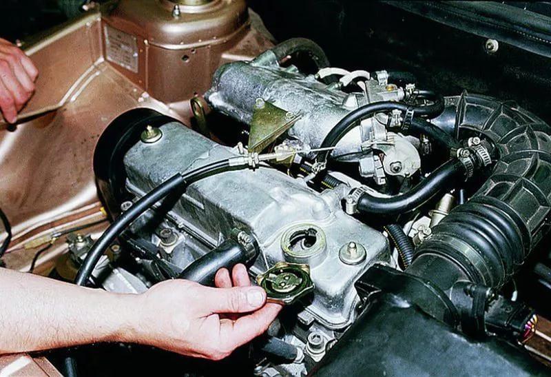 Замена масла в ДВС | Ремонт автомобилей в Саратове