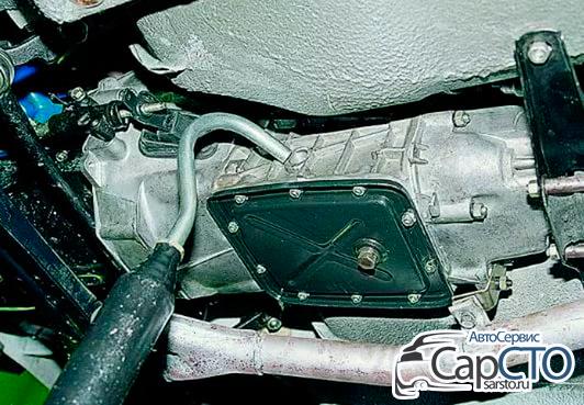 Замена масла в КПП | Автосервис в Саратове