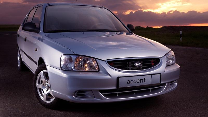Hyundai Accent - Прайс лист на ремонт