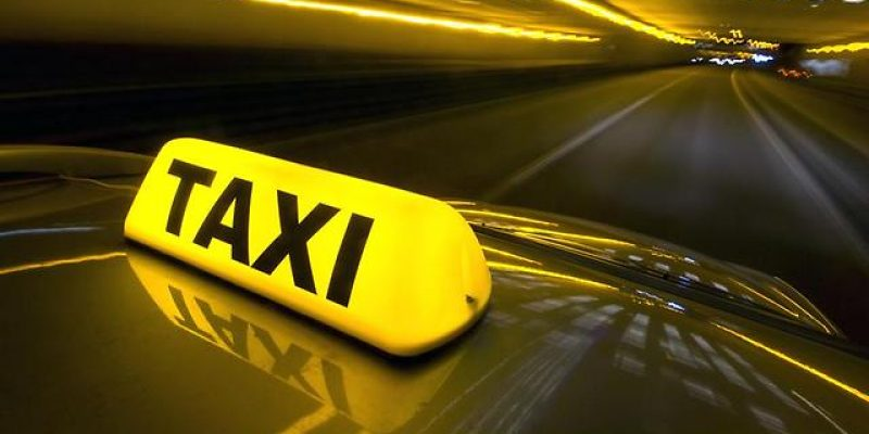 5% скидки для водителей Такси
