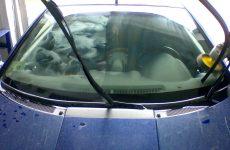 Полировка автомобильных стекол
